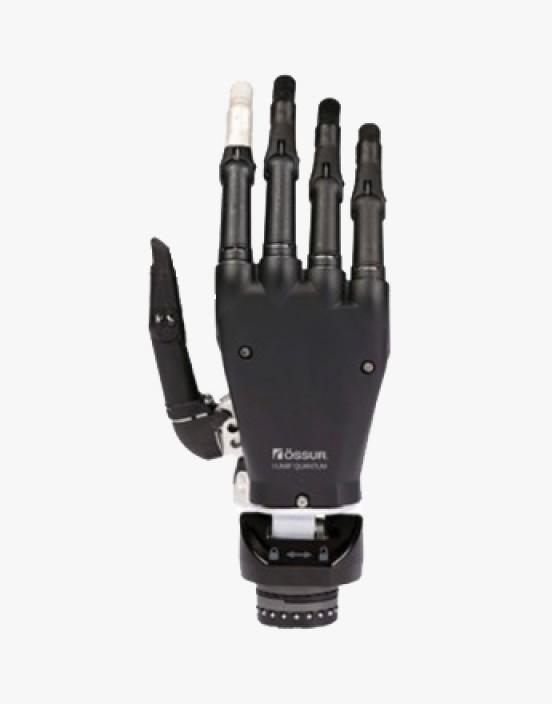 Touch Bionics - i-limb quantum