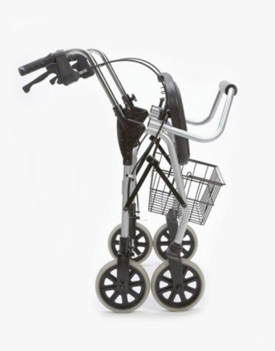 Rollator XXL mit Rückenbügel