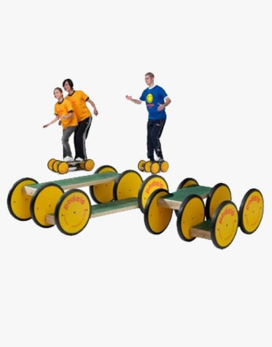 pedalo-Combi Tandem-Gleichgewichtstrainer