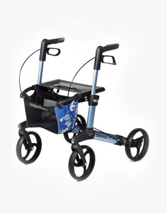 Leichtgewicht Rollator Gemino 30 S (Für Kinder)