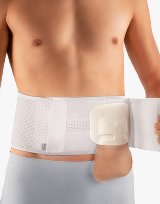 Stoma-Bandage