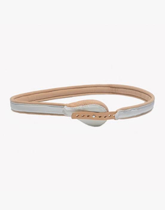 HerniaFix Federbruchband mit runder Pelotte