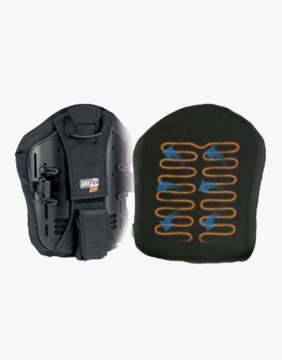 Rollstuhl-Rücken - JAY J3 TC Rücken Mit integriertem Thermal- und Verdunstungskühlsystem