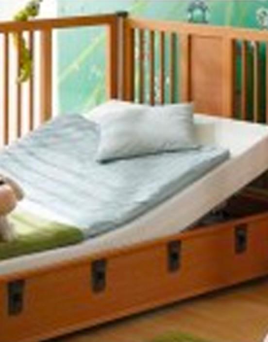 dino Kinderpflegebett