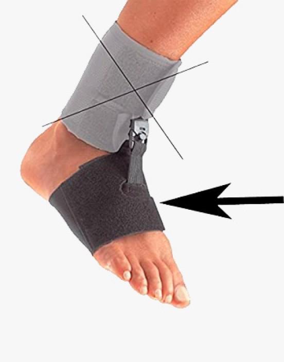 Sporlastic NEURO Foot-up Barfuss