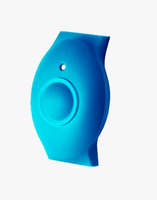 Adapter für Notrufarmband Ellipse  anthrazit