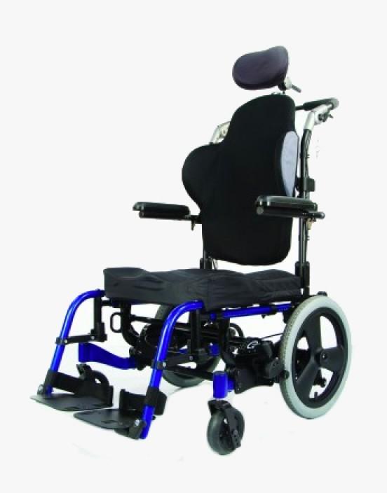 Sopur - Iris Rollstuhl mit Sitzkantelung