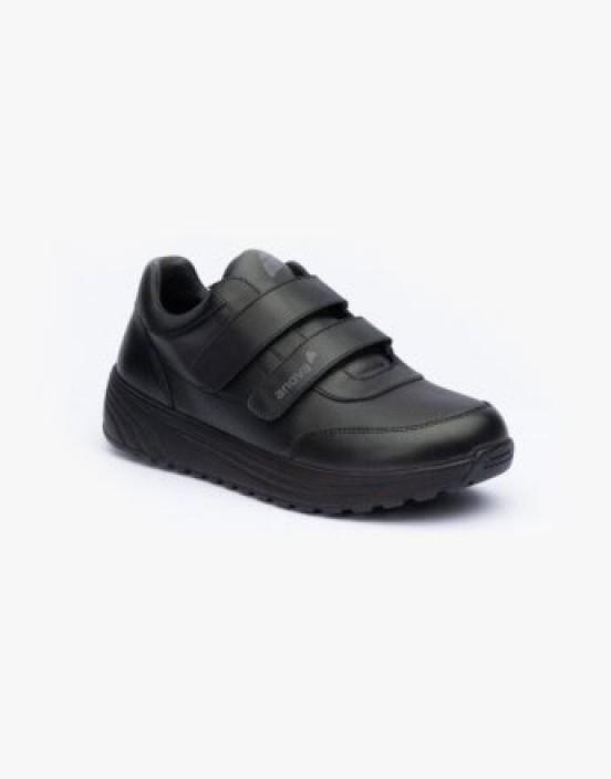 Anova Medical Livia Velcro Black