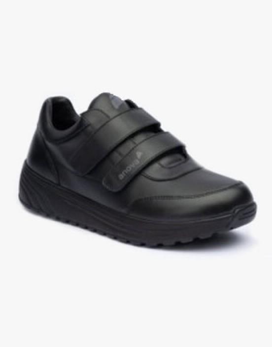 Anova Medical Luca Velcro Black