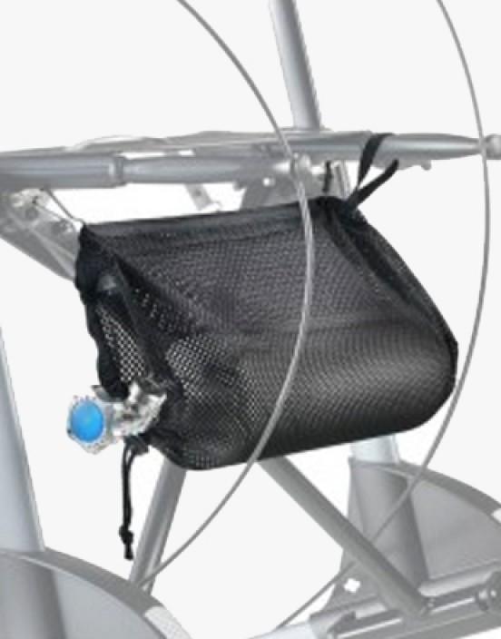 Netzkorb für Sauerstoffflasche