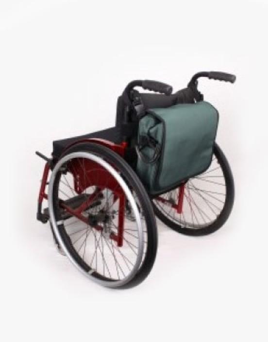 Rollstuhl-Messenger-Tasche