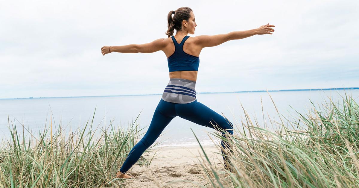 Schmerzen im Rücken? Hilfsmittel zur Behandlung und Vorbeugung